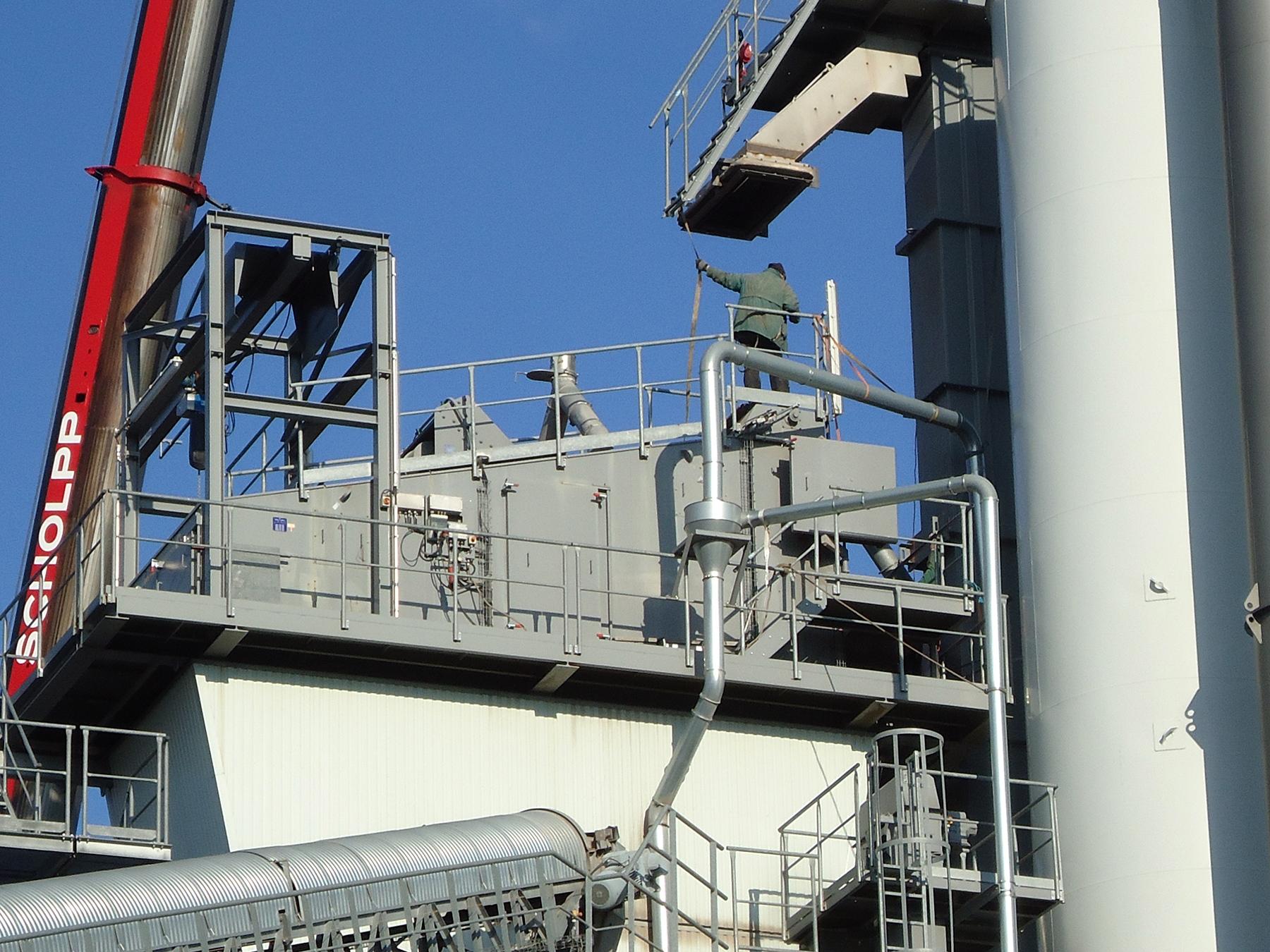 Anlagenbau - RODO Construction GmbHn