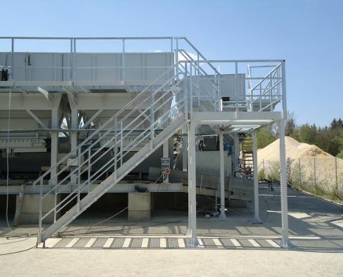 Anlagenbau - RODO Construction GmbH