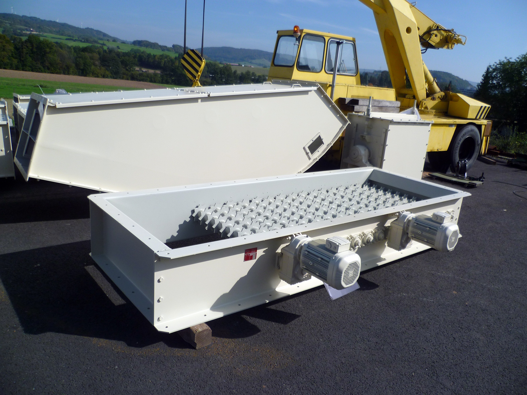 Anlagenbau -RODO Construction GmbH