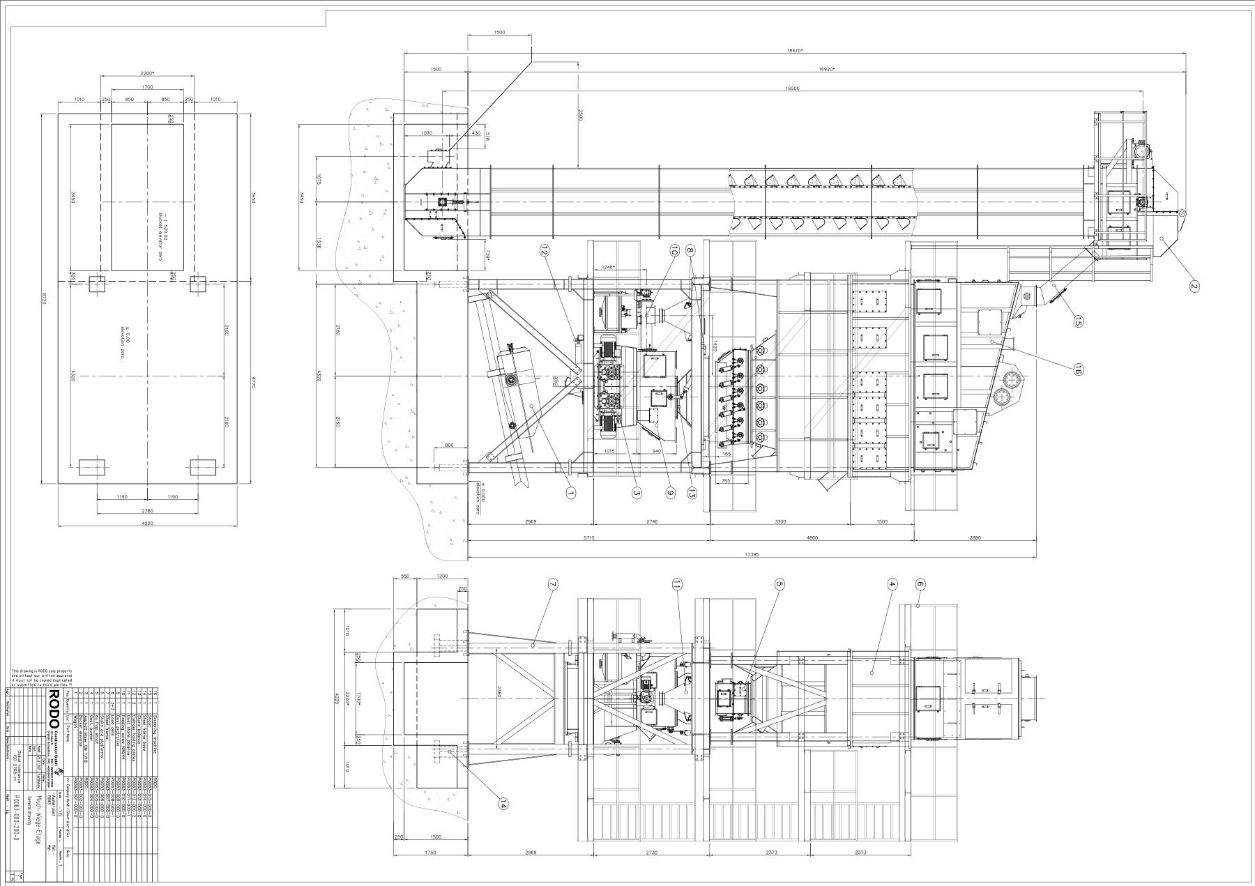 Konstruktion - RODO Construction GmbH